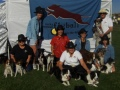 Rocky Mountain Flyball team 2008, New Mexico
